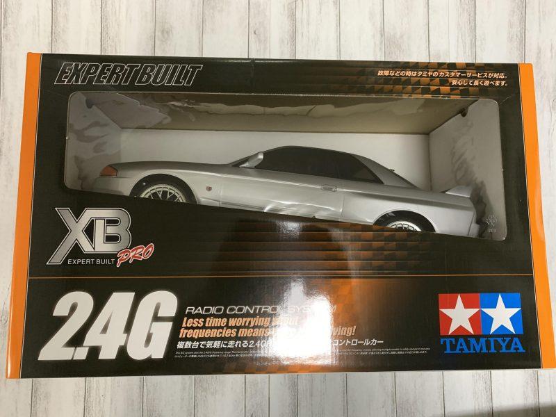タミヤ 1/10RC スカイライン GT-R(R32)ドリフトカー レビュー